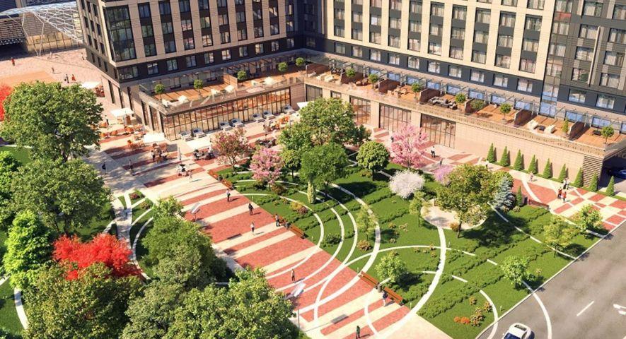 Апарт-отель YE`S (Ботанический сад) изображение 2