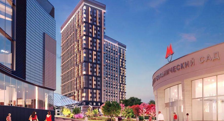 Апарт-отель YE`S (Ботанический сад) изображение 8