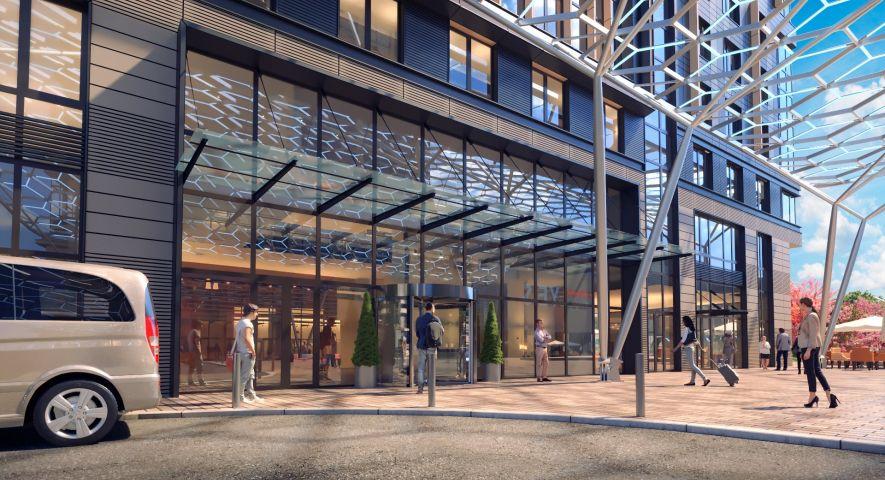 Апарт-отель YE`S (Ботанический сад) изображение 11
