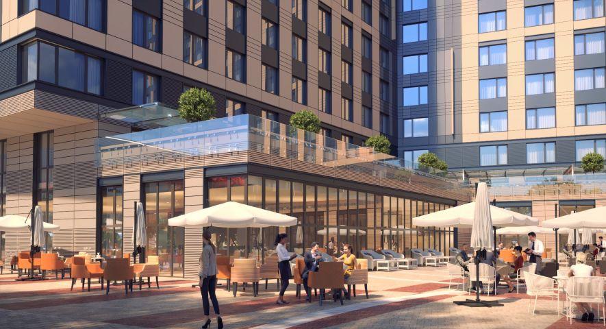 Апарт-отель YE`S (Ботанический сад) изображение 12