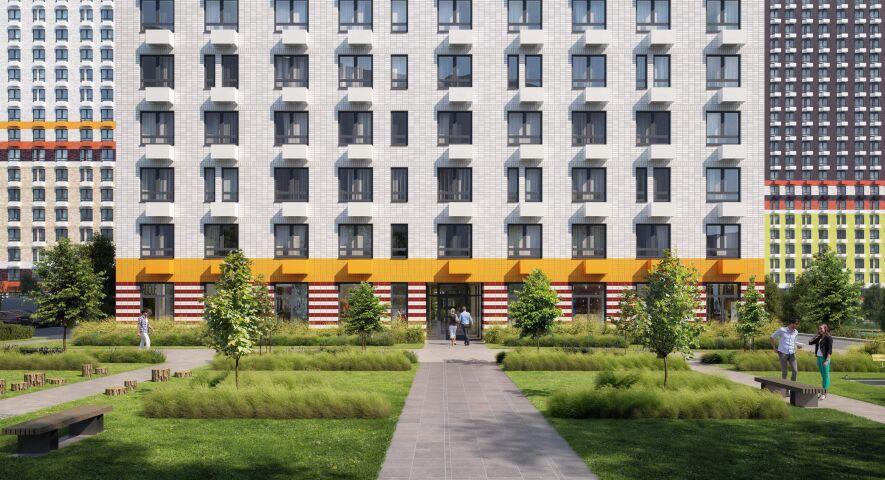 Жилой комплекс «Кузьминский лес» изображение 4