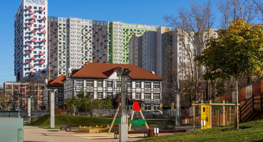 Квартал Wellton Park (Велтон парк) изображение 13