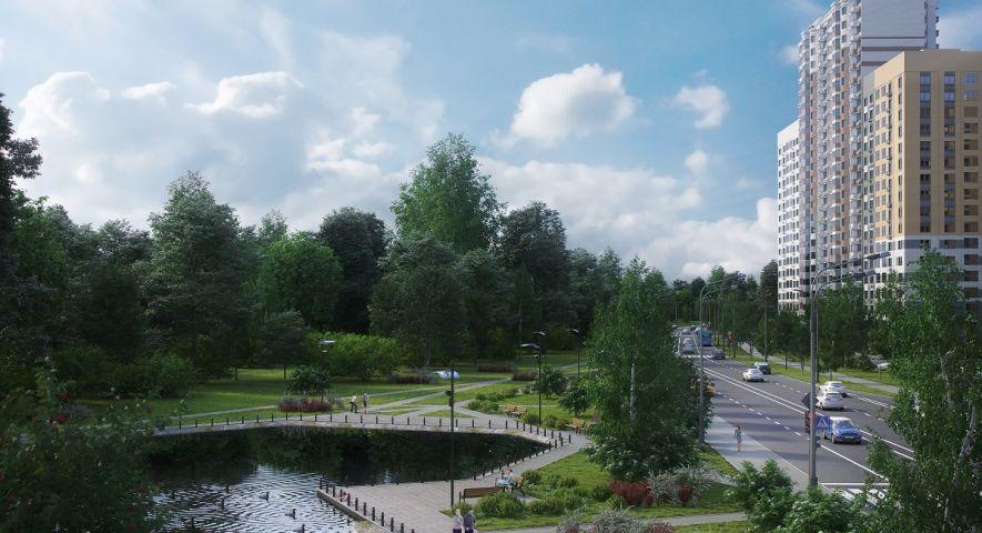 Жилой район «Южная Битца» изображение 4