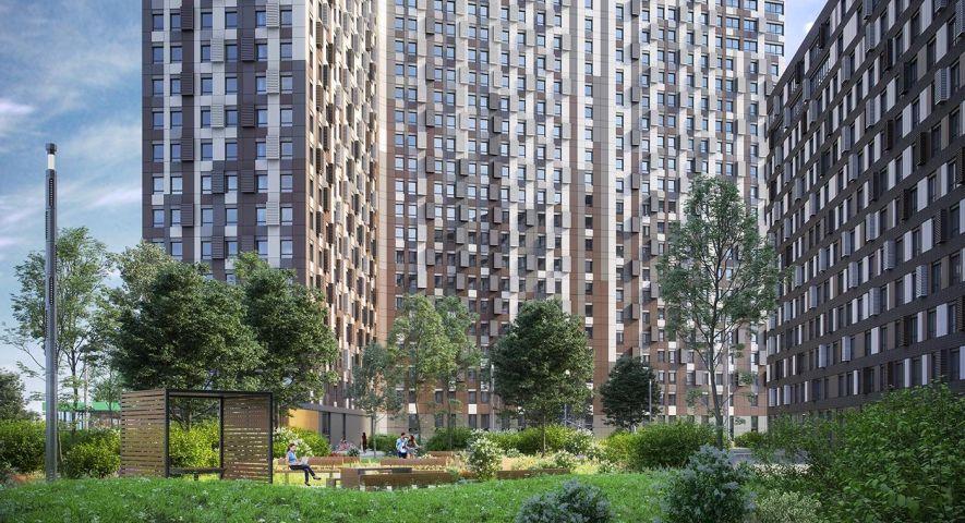 Апарт-комплекс «Движение. Тушино» изображение 3