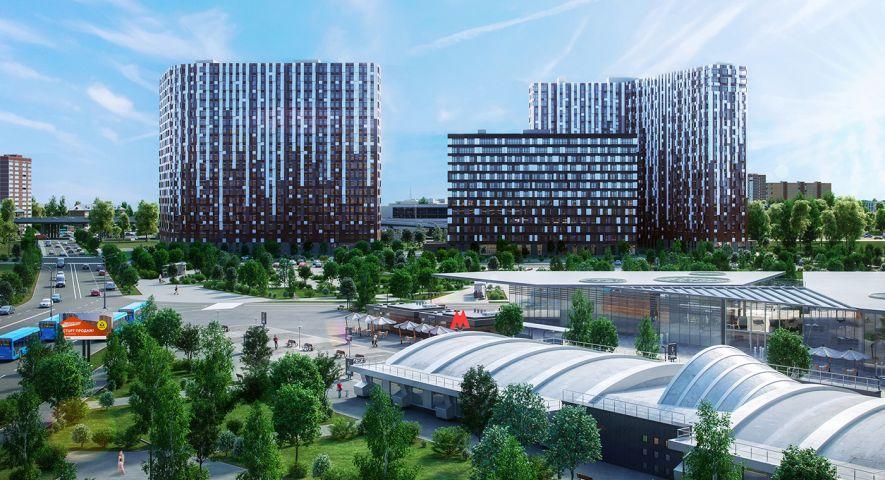 Апарт-комплекс «Движение. Тушино» изображение 5