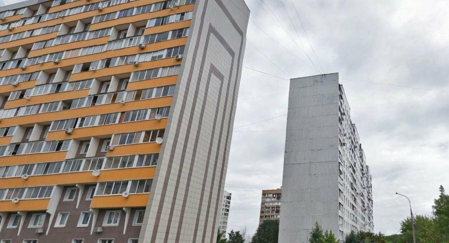 Дом на ул. Скульптора Мухиной, д. 1, к. 1 изображение 1