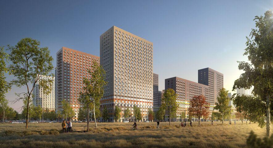 Жилой комплекс «Люблинский парк» изображение 0