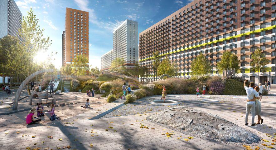 Жилой комплекс «Люблинский парк» изображение 2
