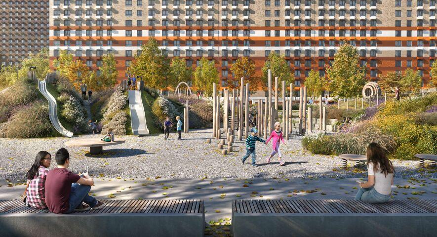 Жилой комплекс «Люблинский парк» изображение 6
