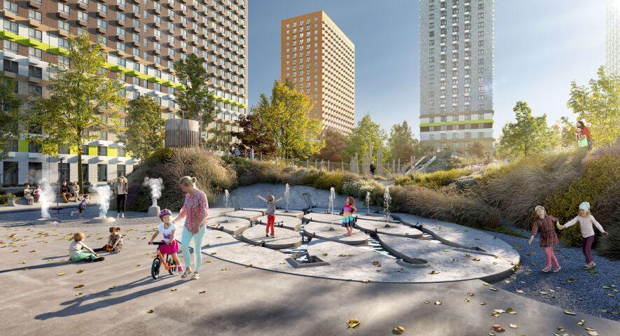 Жилой комплекс «Люблинский парк» изображение 7