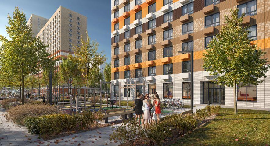 Жилой комплекс «Люблинский парк» изображение 8