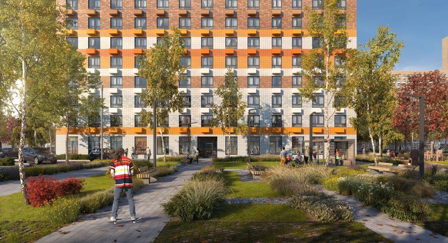 Жилой комплекс «Люблинский парк» изображение 9
