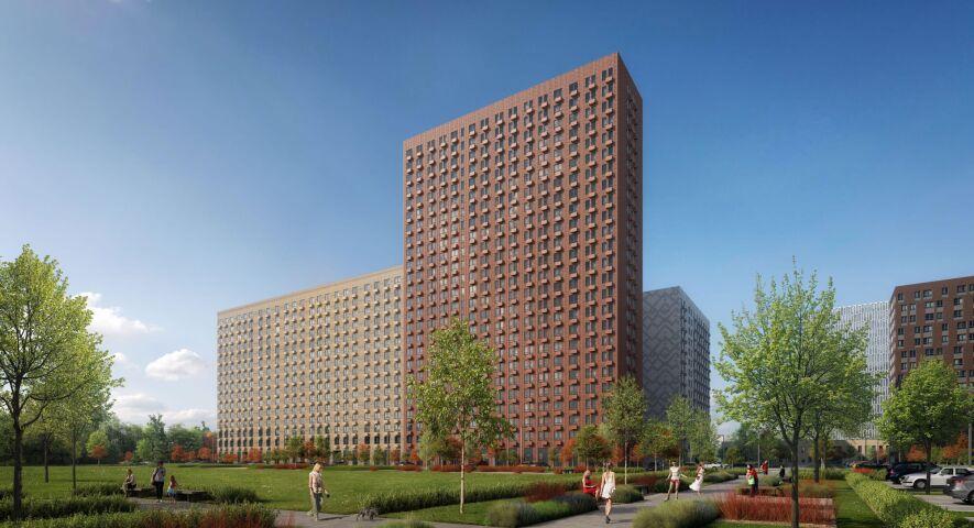 Жилой комплекс «Мякинино парк» изображение 1
