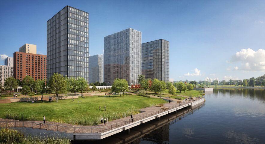 Жилой комплекс «Мякинино парк» изображение 3