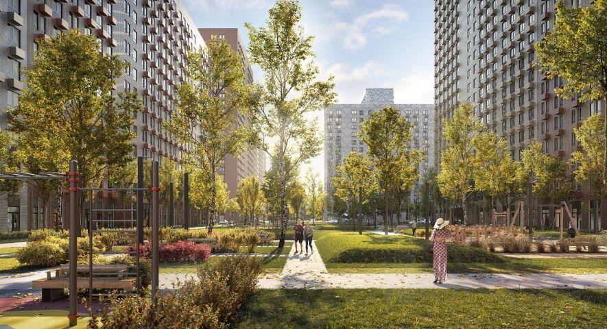 Жилой комплекс «Мякинино парк» изображение 4