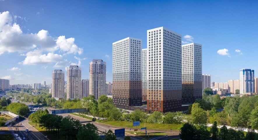Жилой комплекс «Большая Очаковская 2» изображение 0