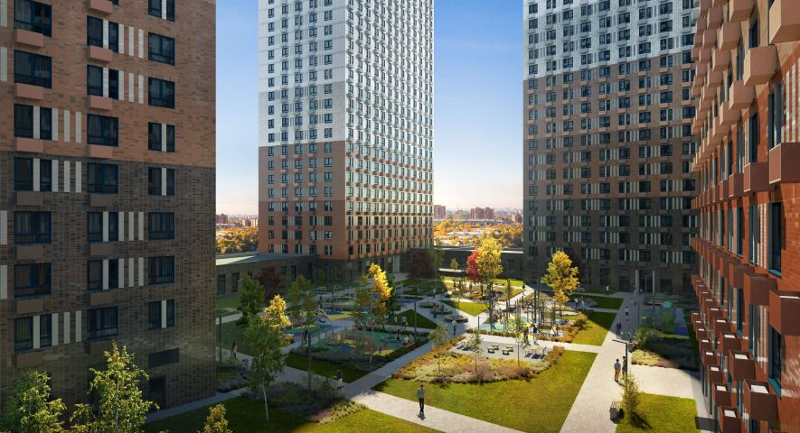 Жилой комплекс «Большая Очаковская 2» изображение 4