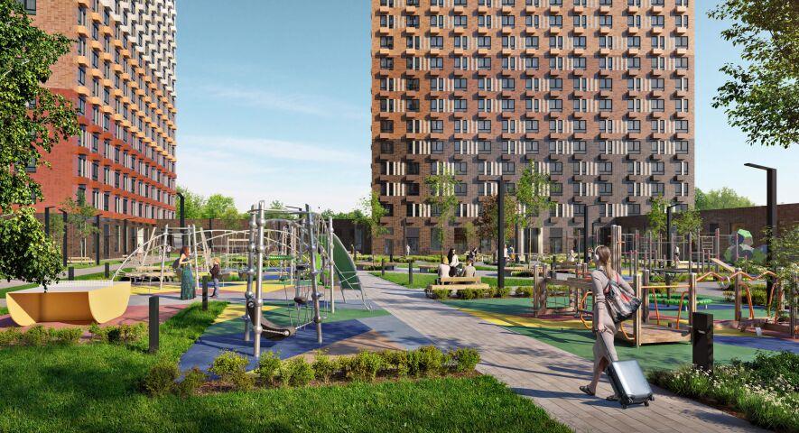 Жилой комплекс «Большая Очаковская 2» изображение 6