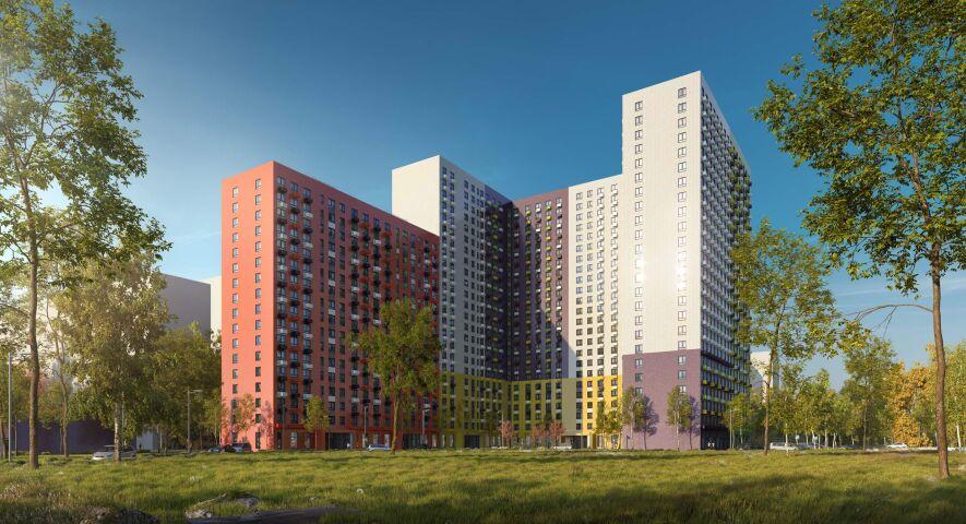 Жилой комплекс «Волжский парк» изображение 0