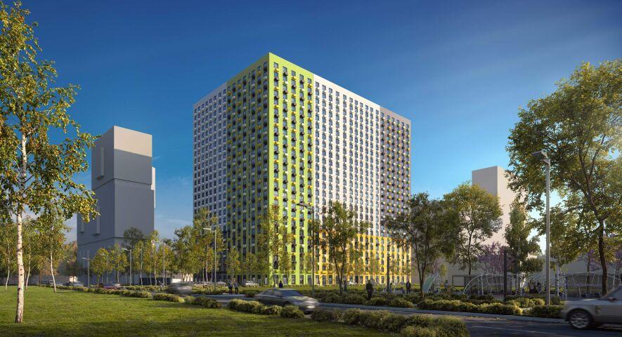 Жилой комплекс «Волжский парк» изображение 3