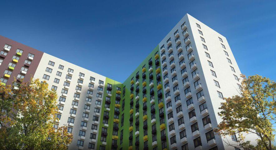 Жилой комплекс «Волжский парк» изображение 4