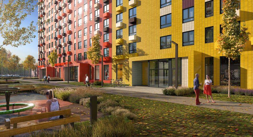 Жилой комплекс «Волжский парк» изображение 6