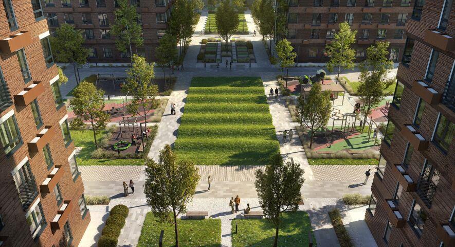 Жилой комплекс «Holland park» изображение 0