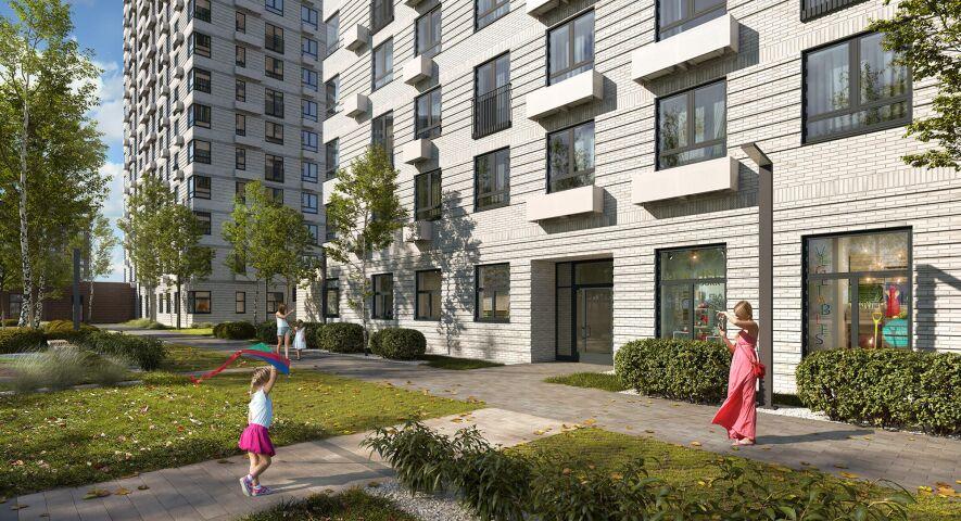 Жилой комплекс «Holland park» изображение 1