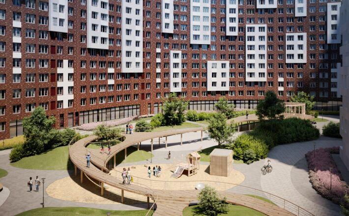 ЖК «Румянцево-Парк» изображение 0