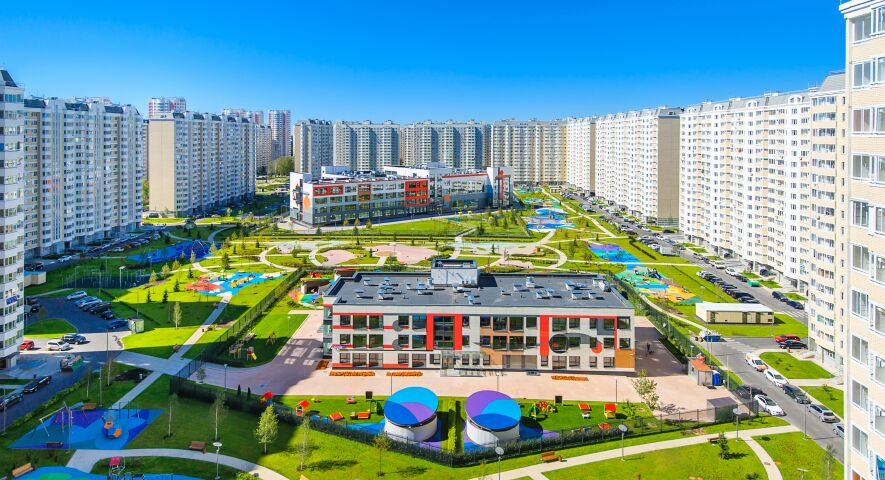 """Город-парк """"Первый Московский"""" изображение 14"""