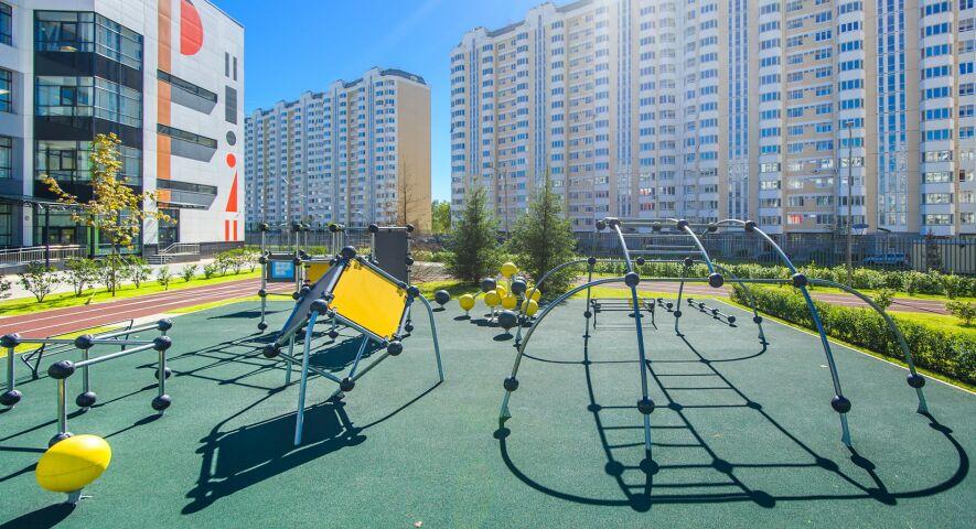 """Город-парк """"Первый Московский"""" изображение 32"""