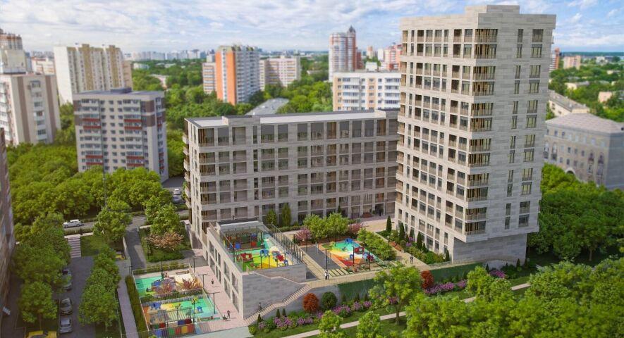 ЖК «Level Кутузовский» («Гришина 16») изображение 7