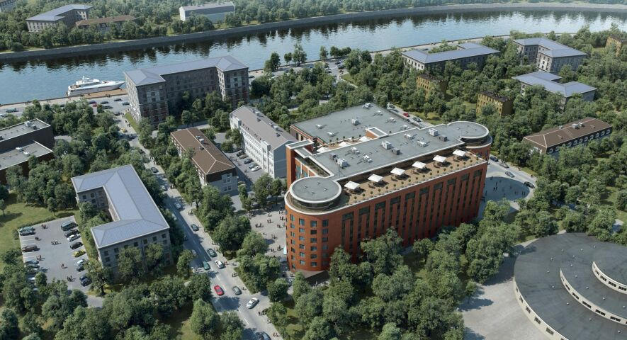 Апартаменты «Ривердейл» изображение 4