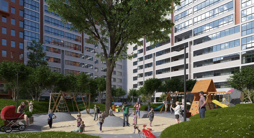 Смарт-квартал «Лесная Отрада» изображение 4