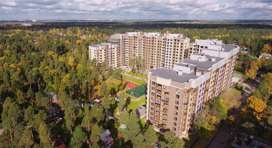 ЖК «Ильинский Парк» (Раменский район) изображение 1