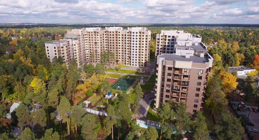 ЖК «Ильинский Парк» (Раменский район) изображение 2