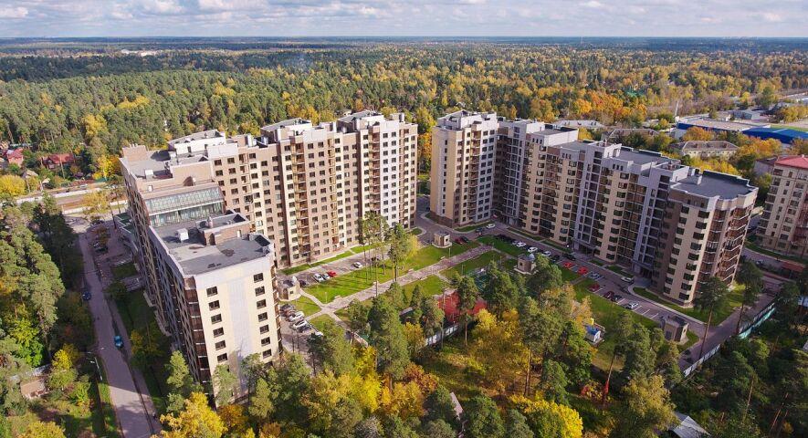 ЖК «Ильинский Парк» (Раменский район) изображение 3