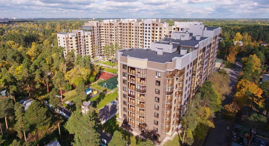 ЖК «Ильинский Парк» (Раменский район) изображение 4