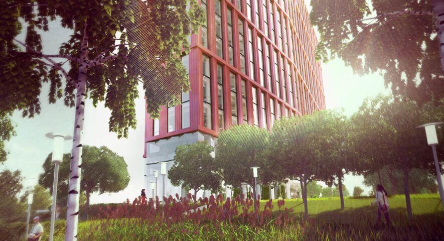 Апарт-комплекс «Нахимовский, 21» изображение 1