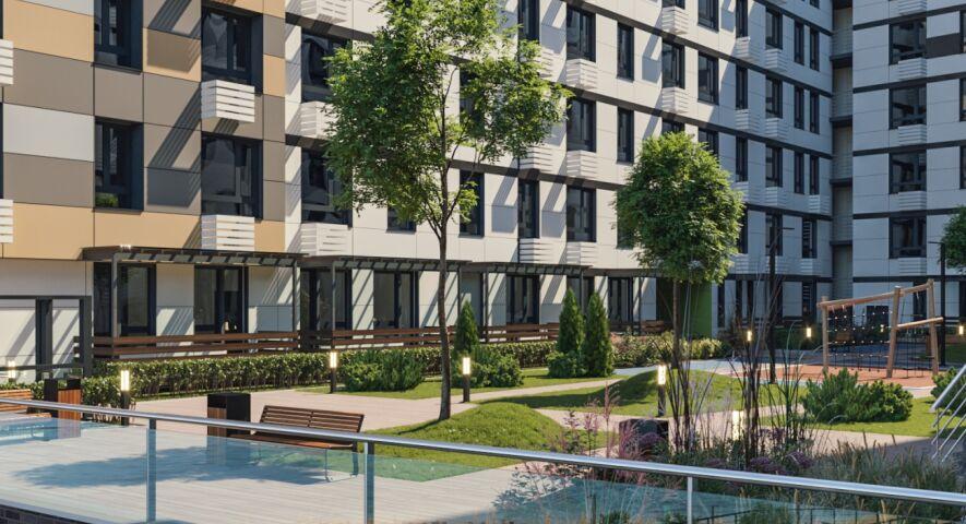 Комплекс апартаментов RED 19 (РЭД 19) изображение 2