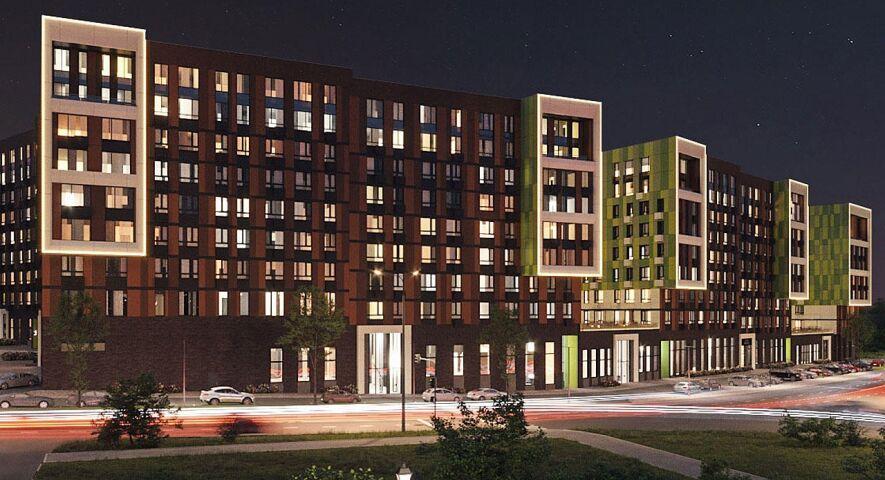 Комплекс апартаментов RED 19 (РЭД 19) изображение 5