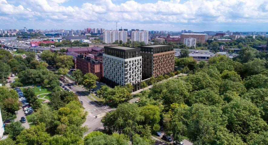 Комплекс апартаментов «Донской квартал» изображение 0