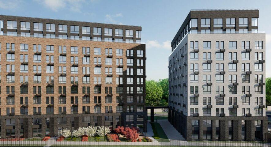 Комплекс апартаментов «Донской квартал» изображение 1