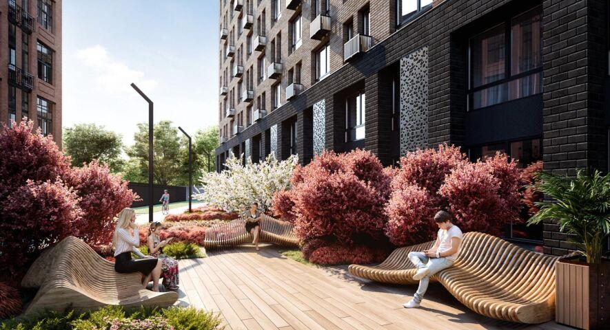 Комплекс апартаментов «Донской квартал» изображение 2