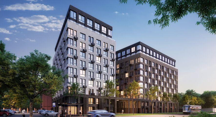 Комплекс апартаментов «Донской квартал» изображение 3