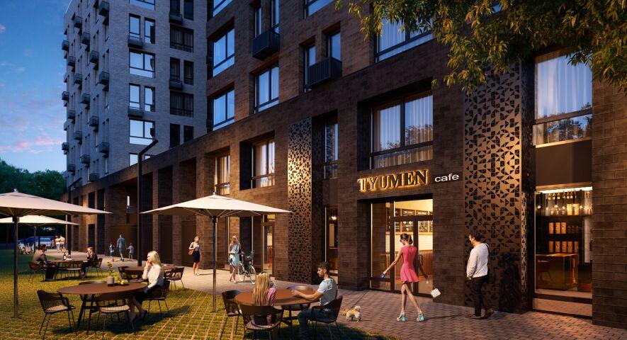 Комплекс апартаментов «Донской квартал» изображение 5