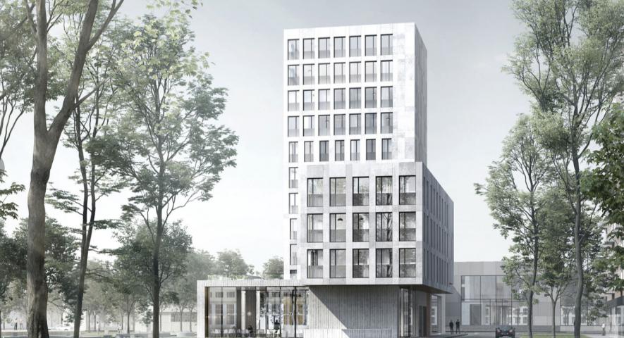ЖК «DIN Haus» изображение 1