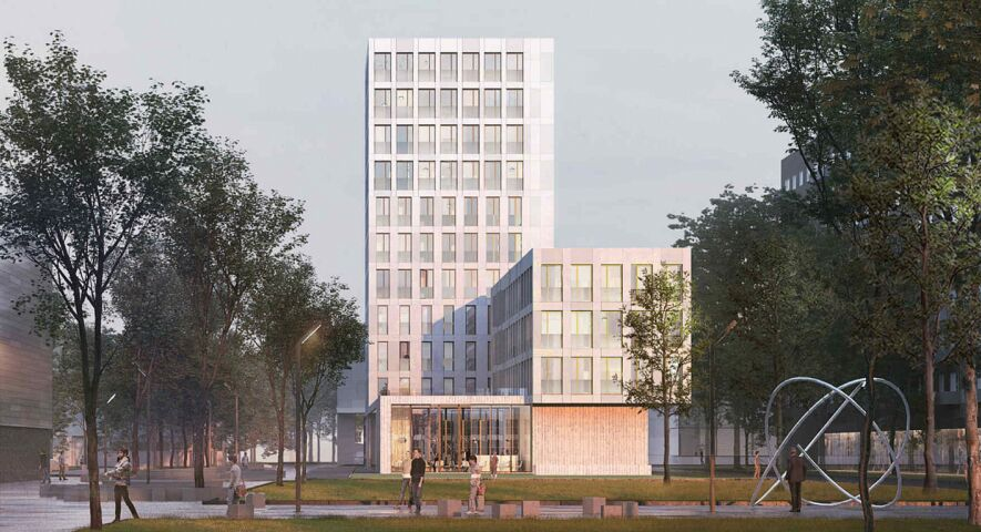 ЖК «DIN Haus» изображение 6
