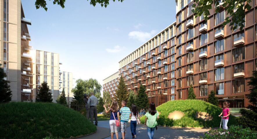 ЖК Victory Park Residences (Виктори Парк Резиденс) изображение 0