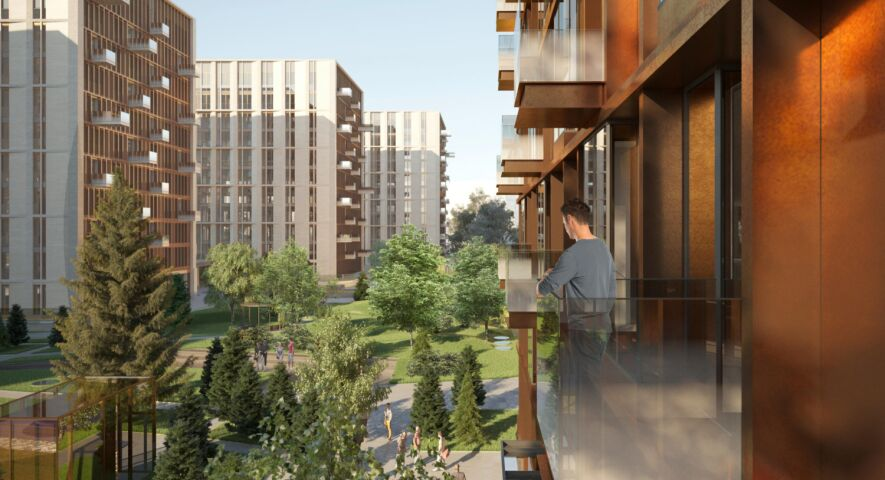 ЖК Victory Park Residences (Виктори Парк Резиденс) изображение 2